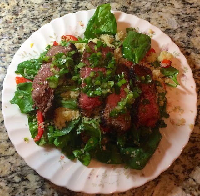 Scallion Salad