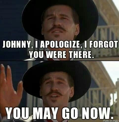 Doc Holliday Tombstone Movie Quotes