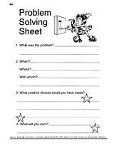 Worksheets Social Problem Solving Worksheets social problem solving worksheets virallyapp printables for kids abitlikethis sheet education pinterest