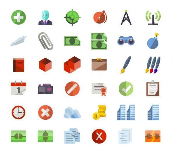 3600 Free Flat Icons | CreativePro.com | Design Resources | Pinterest: pinterest.com/pin/21392166954145687