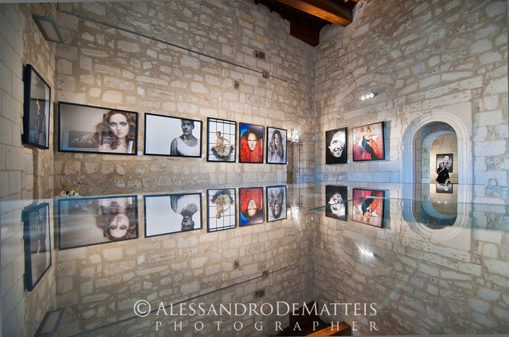 Uli Weber - Photography exhibition - Lecce - december 2011