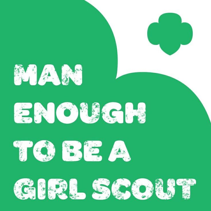 Girl Scouts Need Volunteer Dads