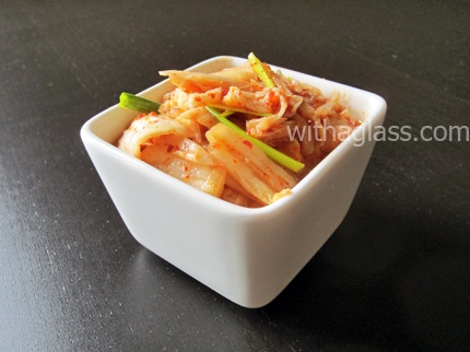 Mak Kimchi, or Easy Kimchi | Fermented / Cultured | Pinterest