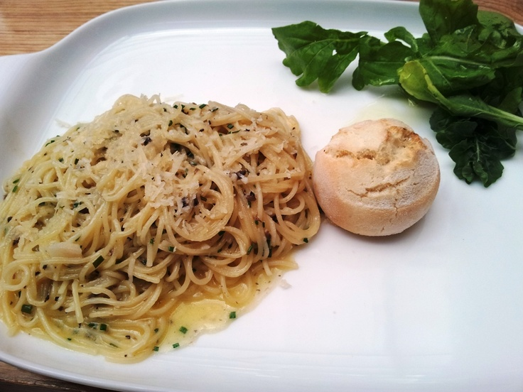 Truffle cappelini | Food Love | Pinterest
