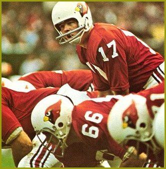 Jim Hart is a former NFL quarterback & 4 Time Pro Bowl Selection, as well as a graduate & former Athletic Director of SIU Carbondale.