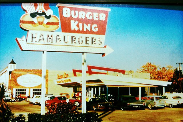 pin old burger king logo image search results on pinterest