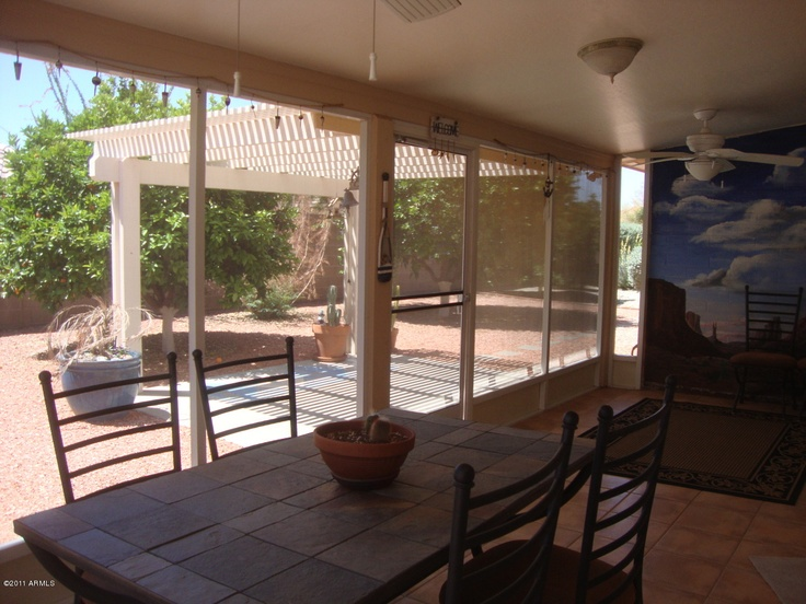 arizona room - Google Search | Outdoor Living Space ...