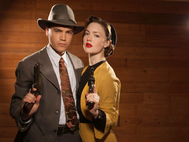 Holliday Grainger and Emile Hirsch on the new Bonnie  amp  Clyde   People    Holliday Grainger And Emile Hirsch