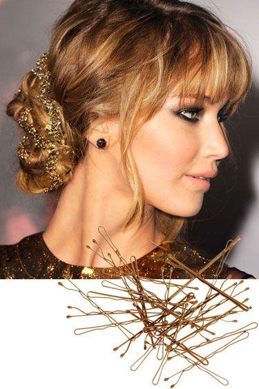 Quelques idées pour donner une touche glamour a votre coiffure sur notre blog : http://blog.mycouleur.com/les-accessoires-sont-a-la-fete/ Et si vous souhaitez des conseils pour une couleur de cheveux parfaite, informez-vous sur notre site : Mycouleur.com