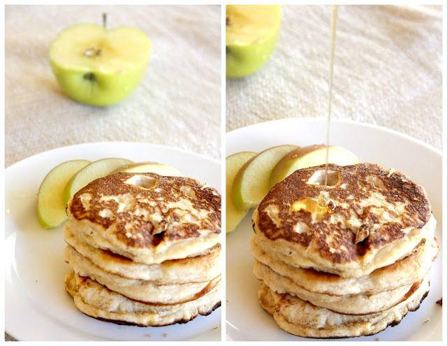 single lady pancakes // single-serving, gluten-free, dairy-free ...