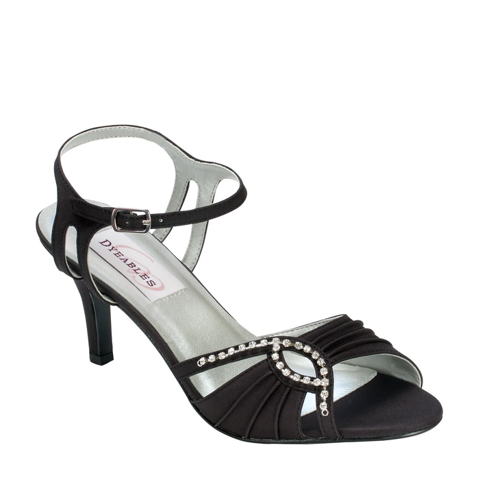 Bridesmaid Shoes?  Ariana by Dyeables $58.00