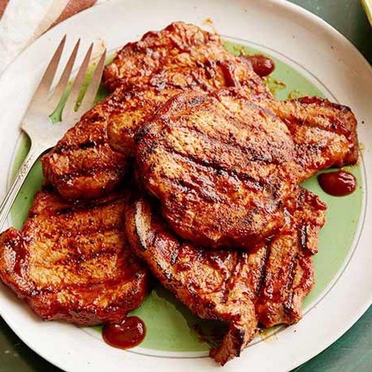 Grilled Pork Chops | Recipes - Beef/Sausage/Pork | Pinterest