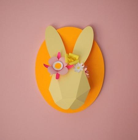 TokyoBunnie  Chlo  233  Fleury s Paper Rabbits