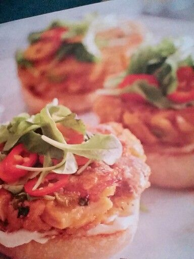 Thai-Style tuna burgers (using canned tuna) Better Homes & Gardens May ...