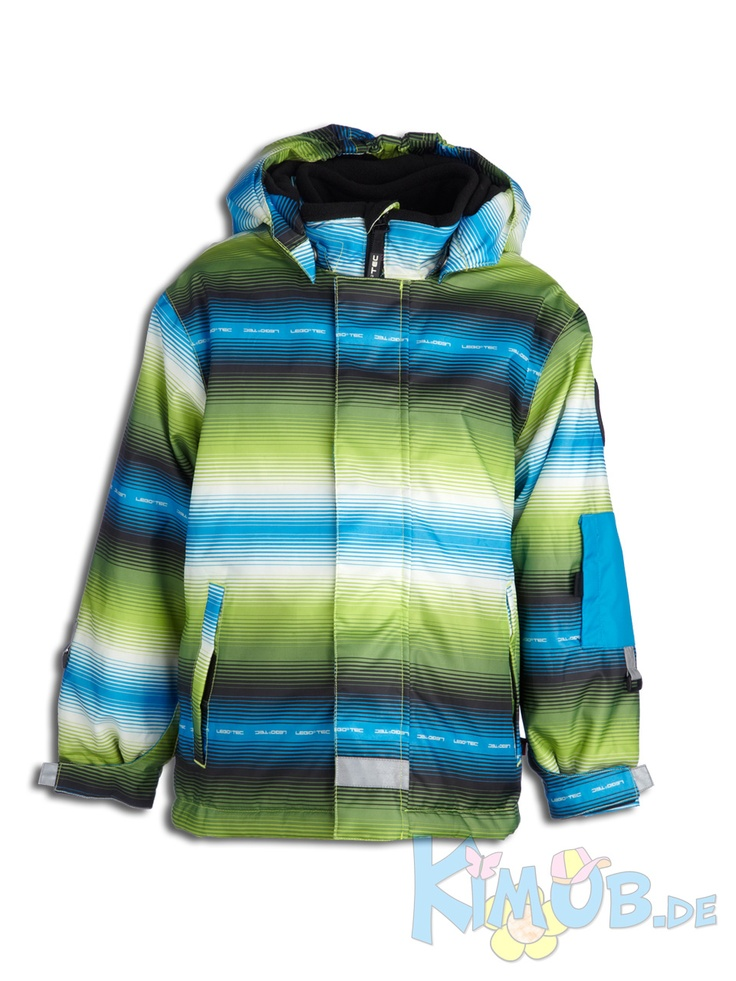 This winter jacket comes in August into our shop. - Lego wear winterjacket Justin