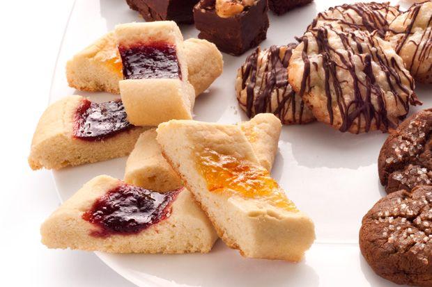 Split-Second Cookies | Life is uncertain. Eat dessert first! | Pinte ...