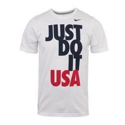 2012 Olympics Nike Just Do It USA T-Shirt