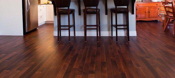 Dark Hardwood Floors 600 x 270