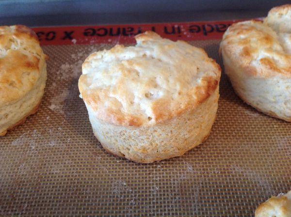 Gluten-free Buttermilk Biscuits | gluten-free | Pinterest