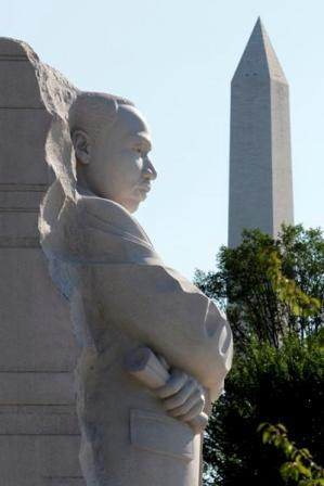 WASHINGTON, D.C.: See the Rev. Dr. Martin Luther King, Jr. Memorial.