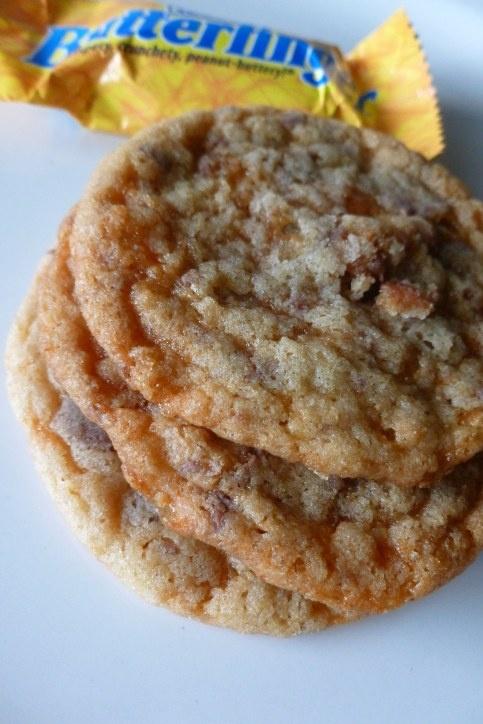 Butterfinger cookies | Food & Drink :) | Pinterest
