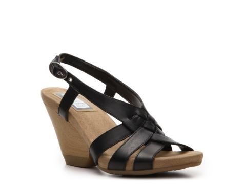Dr. Scholl's Shoes Helper Wedge Sandal