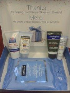 Sandra's Samples- Neutrogena Sample Pack  http://womenfreebies.ca/free-samples/sandras-samples/neutrogena-60-bday/