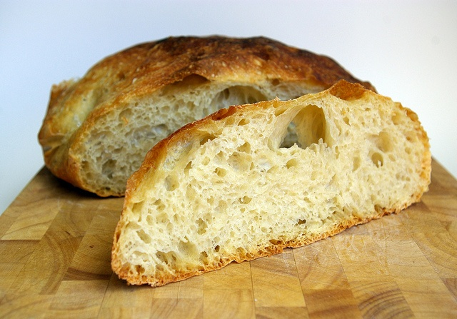 Basic No-Knead Bread | Bread, Buns & Rolls | Pinterest