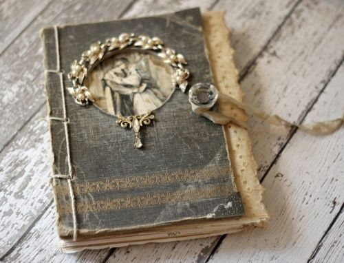 Beautiful Book Cover Handmade : Vintage handmade journal craft ideas altered books