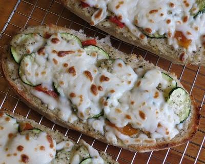 ... broccoli and red pepper melts portobello broccoli and red pepper melts