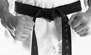 ... Essay From a Junior Student Graduating From Red Belt to Black Stripe