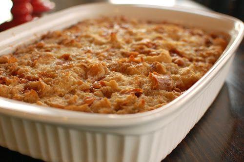 Butterscotch Bread Pudding ~ | Favorite Recipes | Pinterest