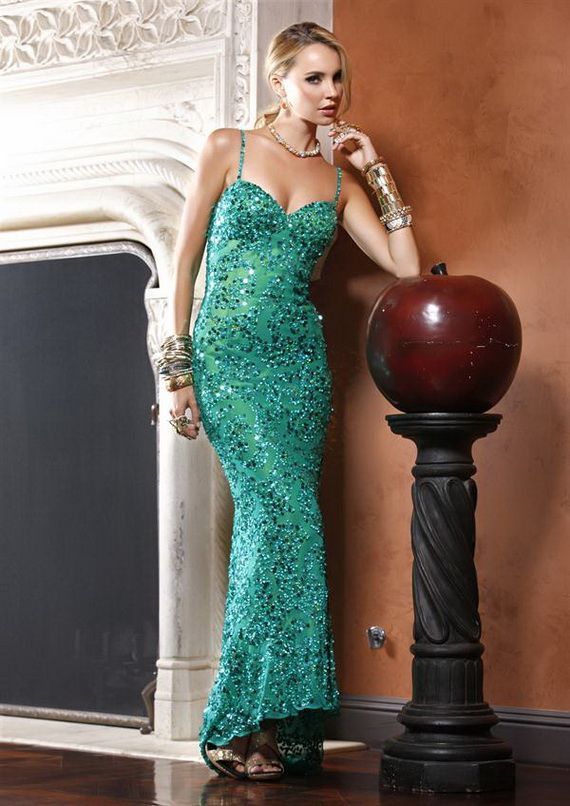 New Year's Eve Dresses 2013 | *TEAL/TURQUOISE fashion*