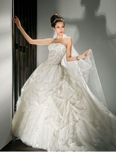 demetrios bridal gown wedding dress shopping pinterest