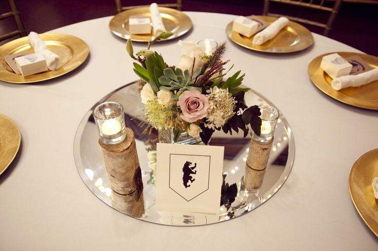 Wedding Reception Centerpieces Games Centerpiece Table Sign Game Of Thrones