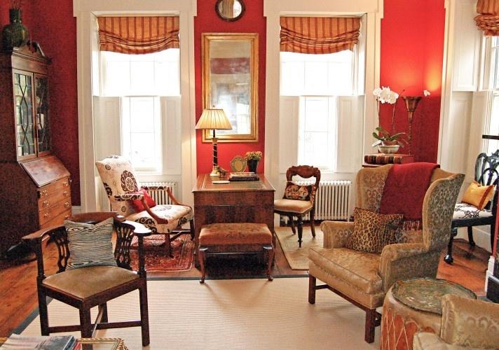 Living room color orange peach salmon pumpkin rooms i - Peach color for living room ...