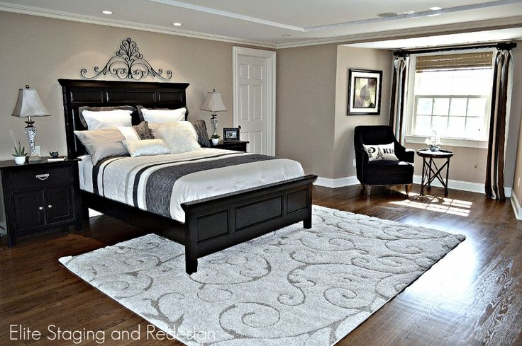 Cozy Master Bedroom For The Home Decorating Pinterest
