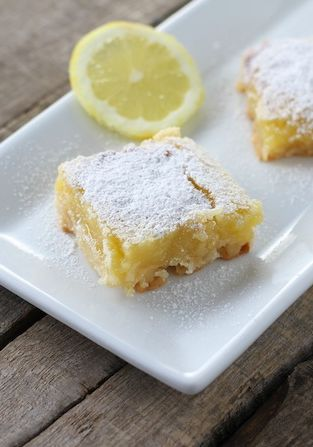 Gluten-Free Coconut Lemon Bars