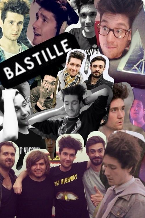 bastille wallpaper