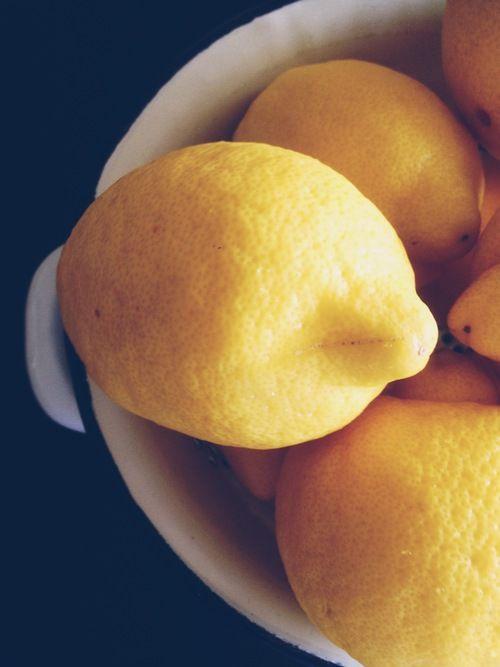 lemon basil sorbet | Sorbets | Pinterest