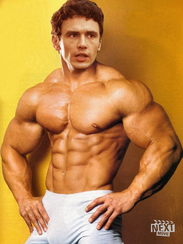 What James Franco would look like as a bodybuilder http://www ... James Franco