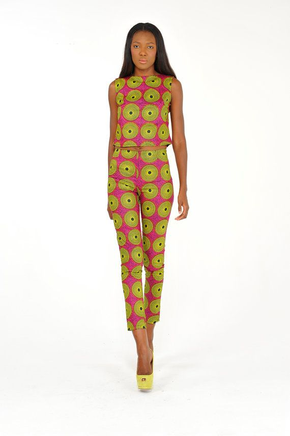 African Print Pants by Bongolicious1 on Etsy, $55.00 | My ...