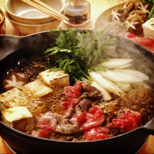 Traditional Sukiyaki (Japanese Beef Hot Pot) Recipes — Dishmaps