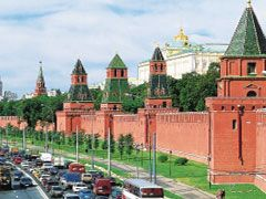 Russia river cruise kremlin walls moscow bucket list