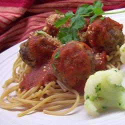 Meatball Nirvana Recipe | recipes | Pinterest