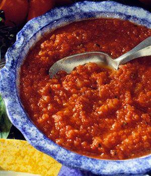 Freezer Tomato Sauce | Recipe