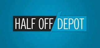 Half Off Depot Additional 50 Off This Weekend