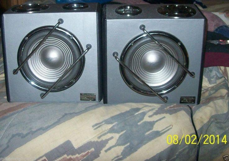 Roadmaster Car Stereo Speaker System 1Watt