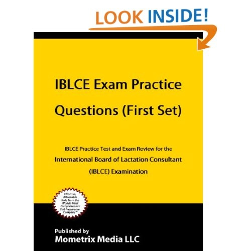 lactation consultant exam review book