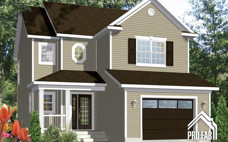 Maison modulaire - Plan de maison modulaire ...